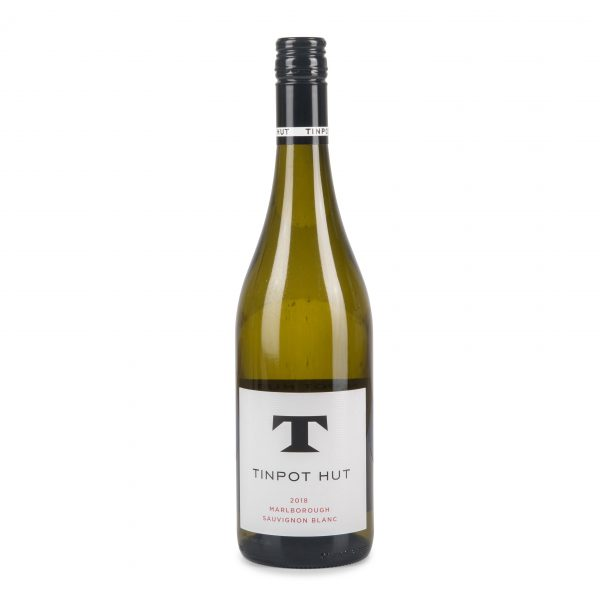 A Bottle, Tinpot Hut Sauvignon Blanc