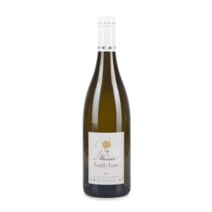 A bottle, La Maree Pouilly Fume