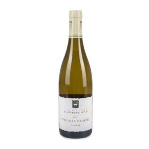 A bottle, Pouilly-Fuisse