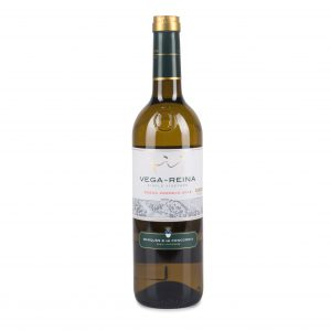 A bottle, Vega Reina Verdejo Single Vineyard