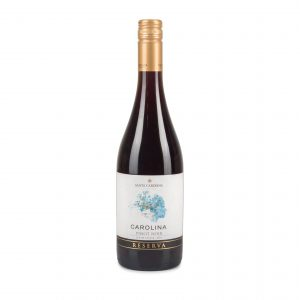 A bottle of wine, Santa Carolina Reserve Pinot Noir