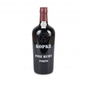 A bottle, Kopke Ruby Port