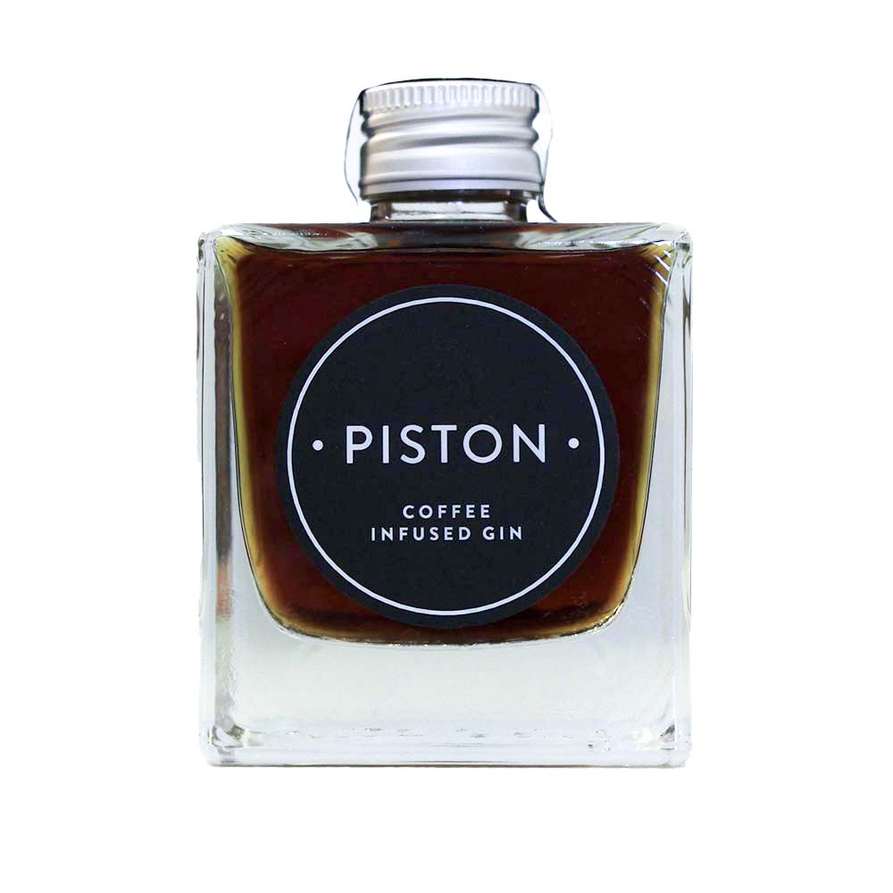 Piston Coffee Infused Gin